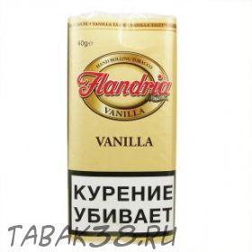 Табак сигаретный Flandria Vanilla 40г