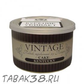 Табак трубочный  Vintage Cake Kentukke 50 гр