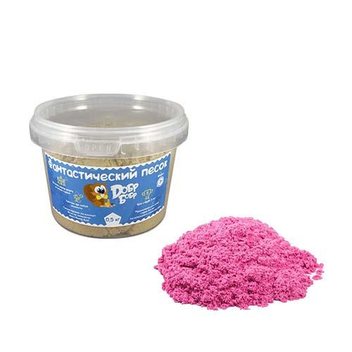 0,5 кг розовый в ведерке