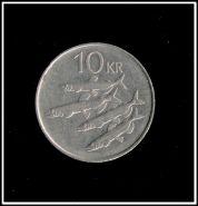 Исландия 10 Крон 1987