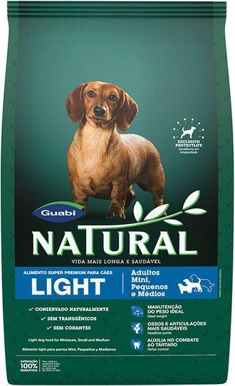 Guabi Natural облегченный для собак мелких и средних пород 2,5кг