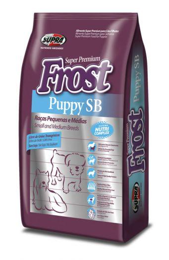 SUPRA FROST Puppy SB для щенков мелких и средних пород 1 кг