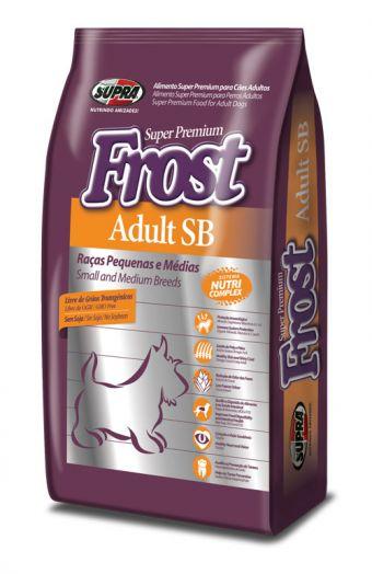 SUPRA FROST Adult SB для взрослых собак мелких и средних пород 7,5 кг
