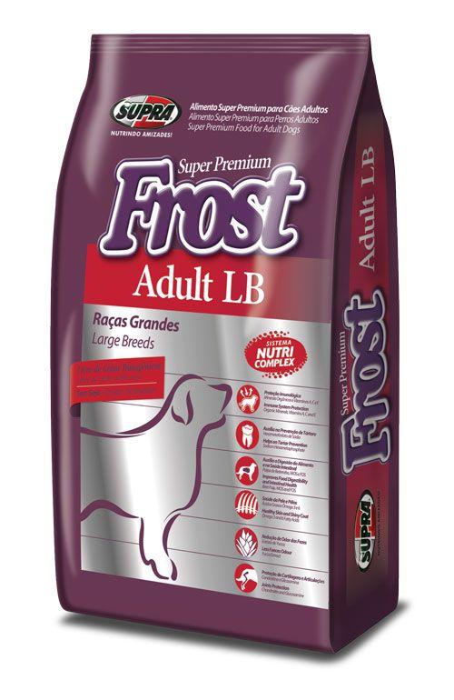 SUPRA FROST Adult LB для взрослых собак крупных пород 22,5 кг