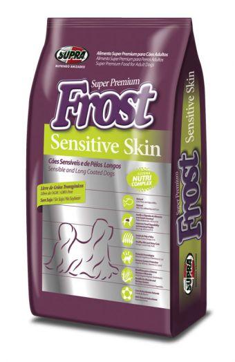 SUPRA FROST Sensitive Skin для собак всех пород с чувствительной кожей, склонных к аллергии 3 кг