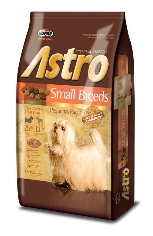 SUPRA ASTRO Small Breeds для взрослых собак мелких пород 7 кг