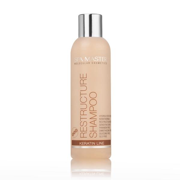 Реструктурирующий шампунь Keratin Restructure Shampoo