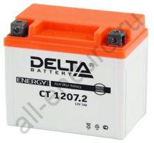 DELTA  CT 1207.2 YTZ7S (114 х70 х108)