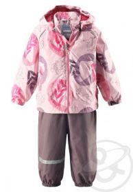 Детский Комплект куртка/брюки Lassie by Reima', цвет: розовый