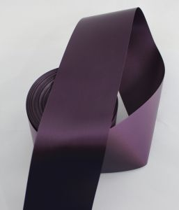 `Лента САТИН, ширина 65 мм, цвет фиолетовый
