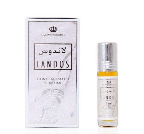 Арабские масляные духи Landos | Ландос | 6 мл | Al-Rehab | Мужской