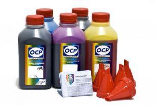Комплект чернил ОСР для CAN Prograf PFI-102 (BKP 44, BK 797, C133, M/Y122), 500 g x5