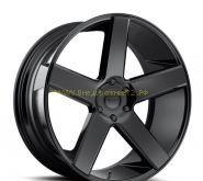 Диски комплект R22 DUB Черный Toyota / Lexus