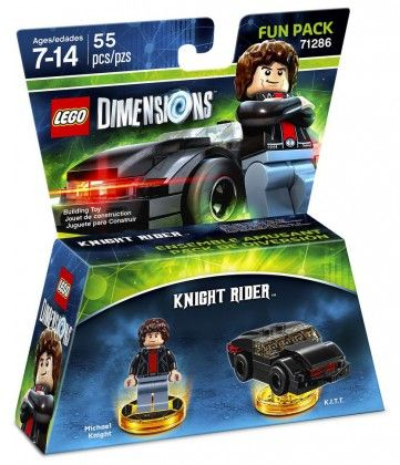 Lego Dimensions 71286 Fun Pack Knight Rider (Michael Knight)