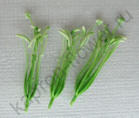 Серединка лилии объёмная