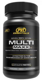 PVL ESSENTIALS Multi Maxx (60 табл.)