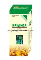 Кримихар сироп против кишечных паразитов Шри Дханвантри Хербалс | Shree Dhanwantri Herbals Krimihar Syrup