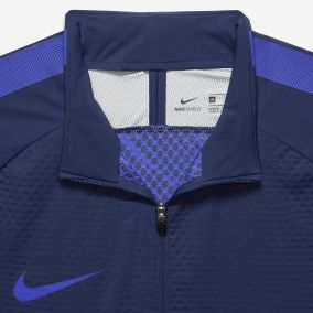 Кофта для тренировок NIKE SHIELD STRKE DRILL TOP SP17 807028-429 SR