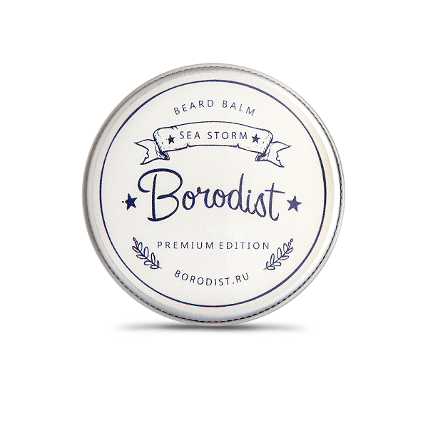Бальзам Borodist Premium «Sea Storm» для бороды