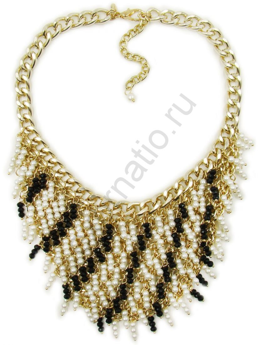 Колье Taya LX. T-B-9553-NECK-GOLD