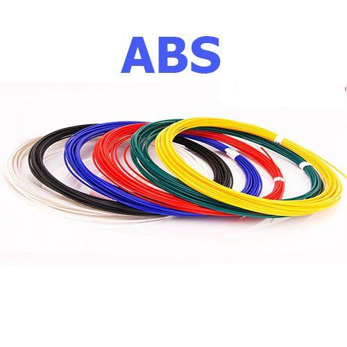 ABS пластик для 3D ручки 10 метров 1.75мм