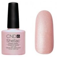 CND цвет Grapefruit Sparkle гель-лак/shellac, 7.3 мл