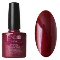 CND цвет Crimson Sash гель-лак/shellac, 7.3 мл