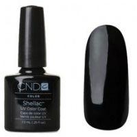 CND цвет Black Pool гель-лак/shellac, 7.3 мл