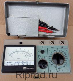 ЭК4306 прибор для железных дорог