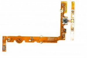 FLC (Шлейф) LG P700 Optimus L7/P705 Optimus L7 (на кнопку Home, системный разъем и микрофон) Оригинал