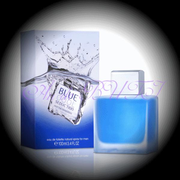 Antonio Banderas Blue Cool Seduction for Men 100 ml edt