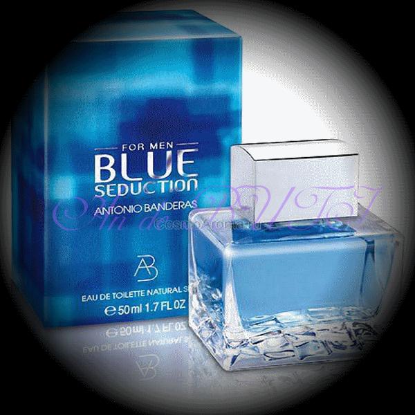 Antonio Banderas Blue Seduction 100 ml edt