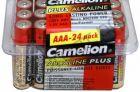 Camelion LR03 Alkaline PB-24 NEW (24/720)