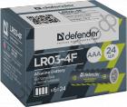 DEFENDER LR03-4F AAA, SP-4 ( упаковкой по 24 шт.)