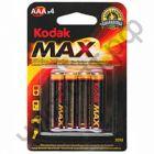 KODAK MAX K3A-4BL LR03 (40/200)