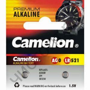 Camelion G 0 BL-10(379A/LR521/для часов)