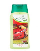 Биотик Дисней Пиксар Тачки детский шампунь без слез Яблочный твист | Biotique Disney Pixar Bio Apple Twist Cars Shampoo