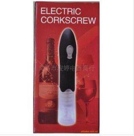 Электрический штопор для открывания винных бутылок