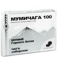 Мумичага 100 для повышения защитных сил организма