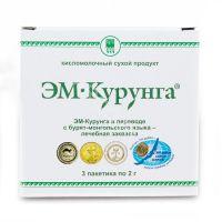 «Эм-Курунга» в пакетиках для приготовления закваски