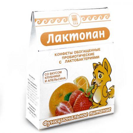 Лактопан (Конфеты пробиотические)
