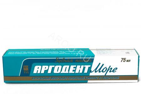 Зубная паста Аргодент Море