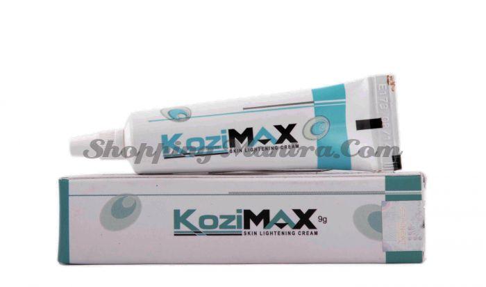 Ethicare Remedies Козимакс осветляющий крем против гиперпигментации | Ethicare Remedies Kozimax Skin Lightening Cream
