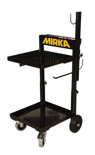 Стол-тележка для пылесоса и принадлежностей Мирка