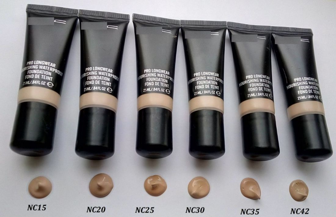 Тональный крем MC Pro Longwear Nourishing Waterproof Foundation
