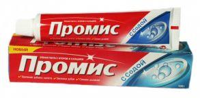 """Зубная паста Промис """"С содой"""" , Dabur, 100 гр."""