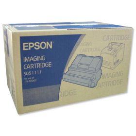 Оригинальный тонер-картридж Epson C13S051111, черный для Epson EPL N3000