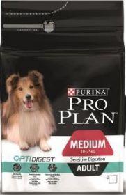 PRO PLAN Adult DIGESTION для собак с чувствительным пищеварением Ягненок и Рис 14 кг