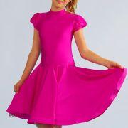 красивое платье для бальных танцев