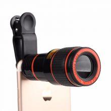 Объектив для смартфона с 12-тикратным зумом